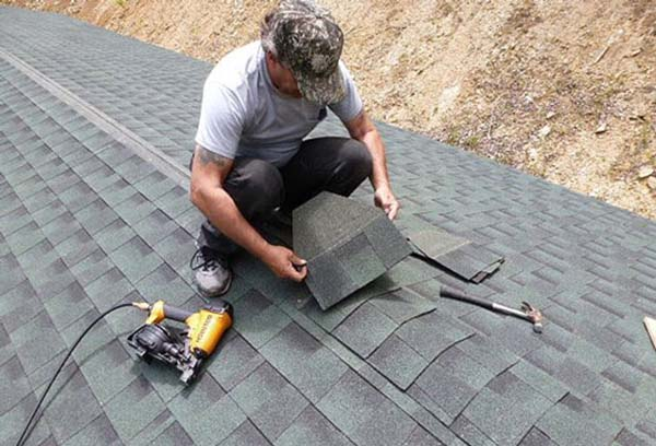 How To Shingle A Shed Roof