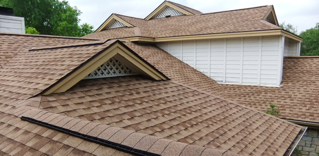Composition shingle roof for How many types of roofing shingles are there