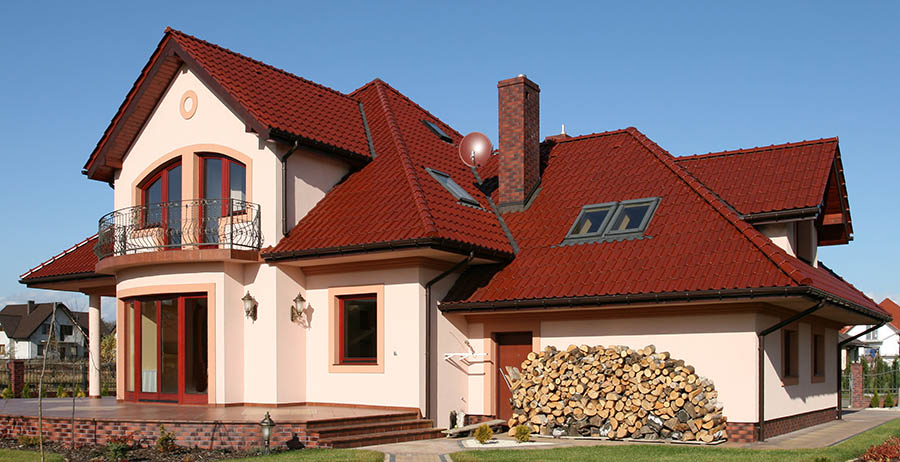 Roof Design Ideas: PITCHED ROOF DESIGN
