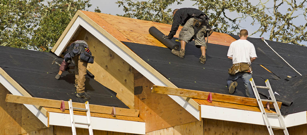 roofing paper - Shingling A Roof