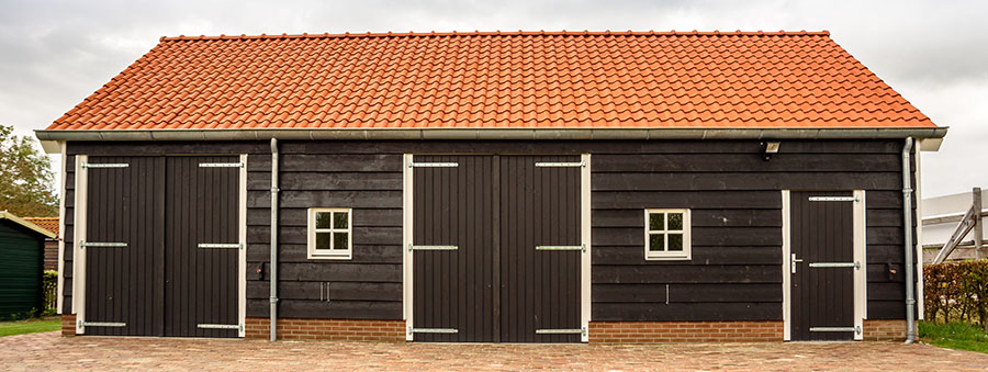 how to change a shed roof to a pitched roof