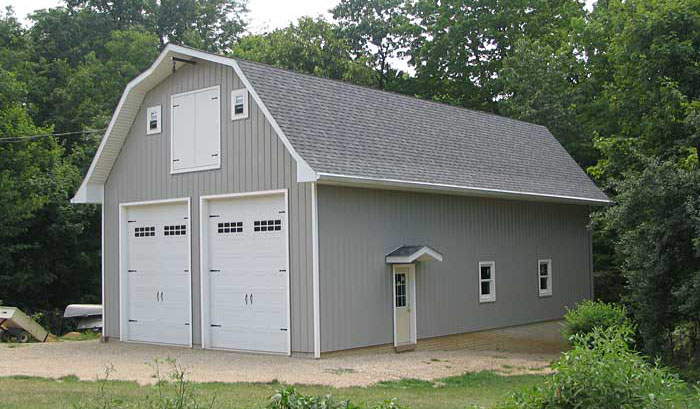 Hip roof barn for Hip roof barns