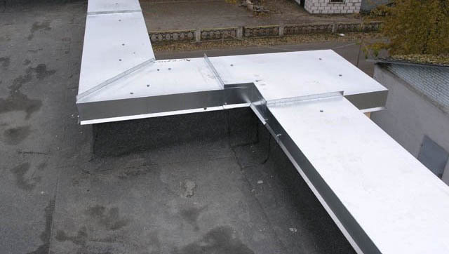 what is parapet roof