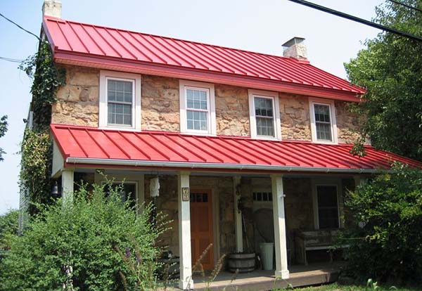 And It Will Take Perhaps 3 4 Times Longer If You Need To Install A Very  Complex Standing Seam Metal Roof.