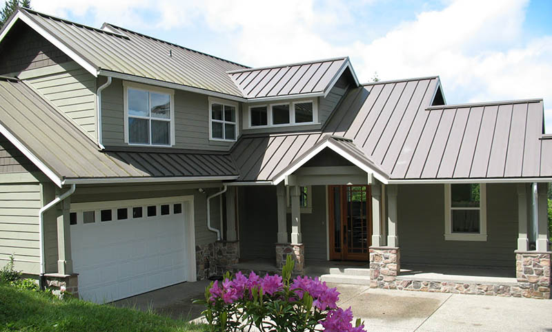 Metal Roof Colors Designs