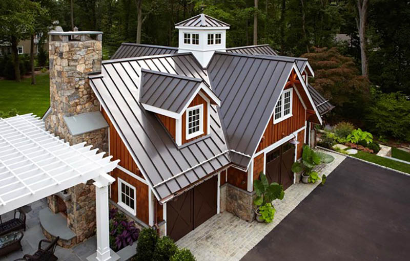 HOW TO CHOOSE THE BEST METAL ROOF COLOR FOR YOUR HOUSE?