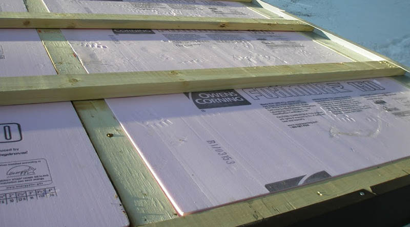 Insulating Metal Roofs Metal Roof Unvented Cathedral Exterior 4 1 2 Rigid Insulation