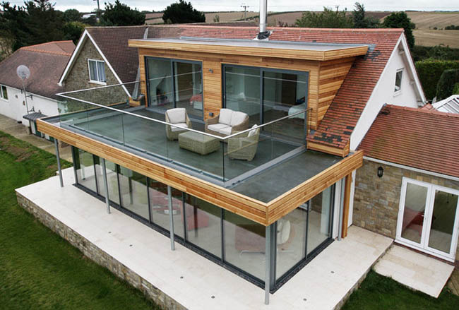Before Deciding on Your Flat Roof Extension Design & FLAT ROOF EXTENSION: design cost ideas memphite.com