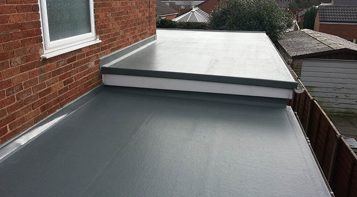how to install grp flat room systems - Flat Roof Systems