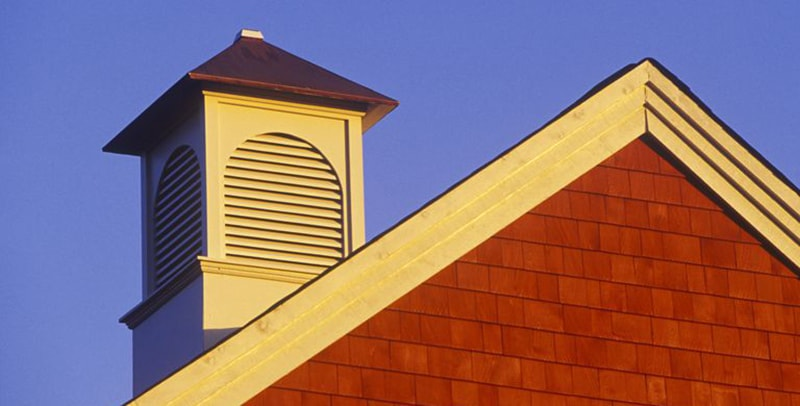 Cupola Roof Vent