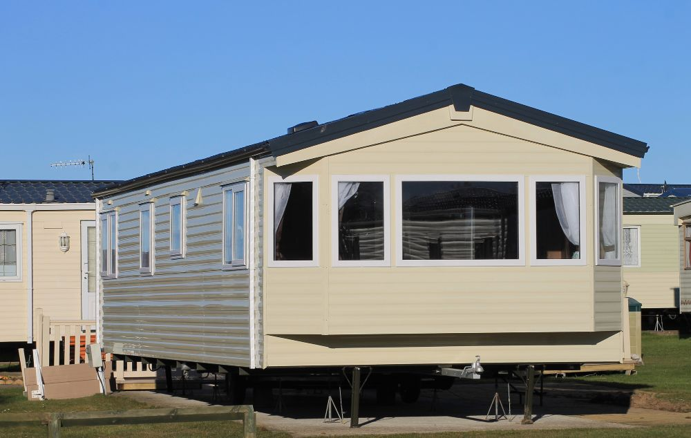 How to install roofing on mobile home
