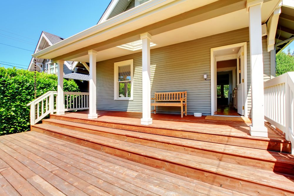How to Connect a Porch Roof to a House