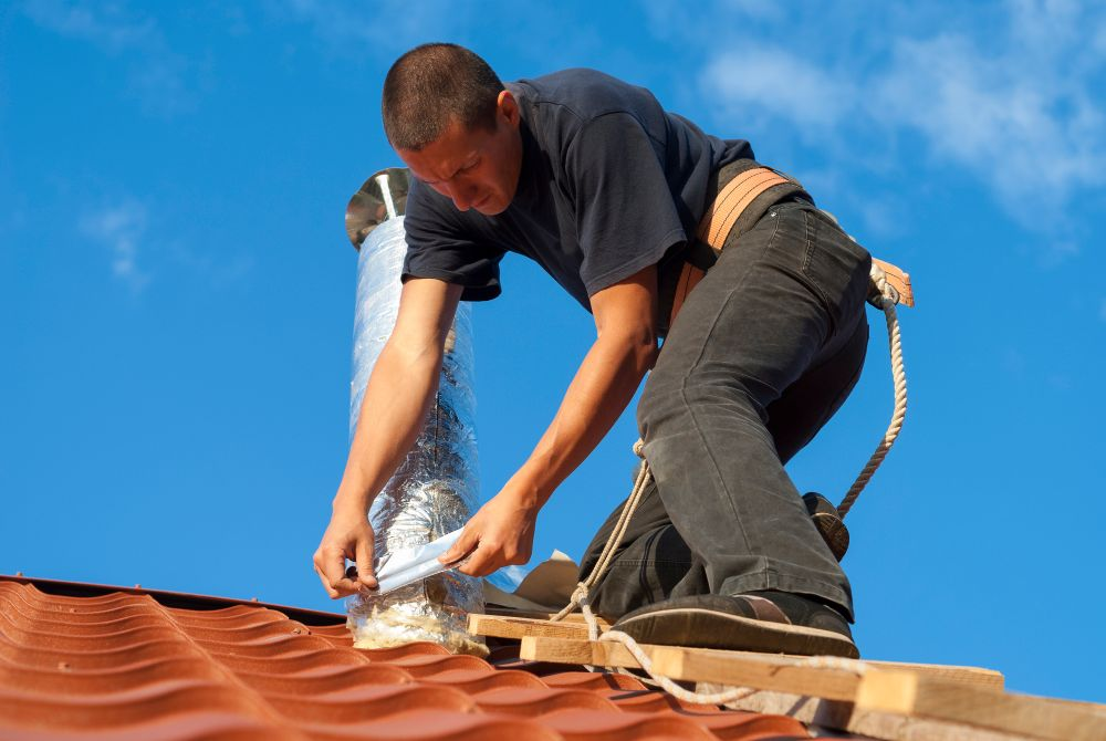 How to Install Exhaust Vent on Metal Roof