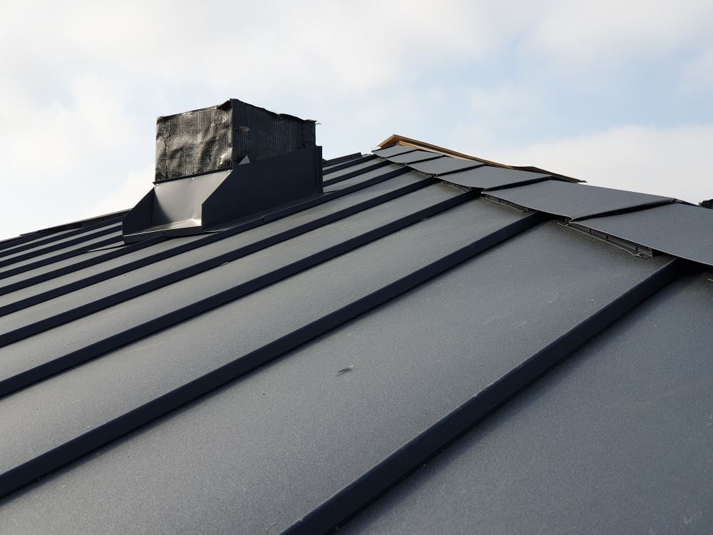 How to Install Metal Roof Vent Ridge
