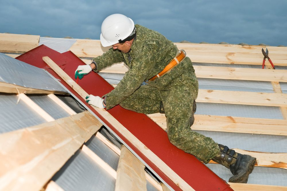 How to Install Metal Roof Vents