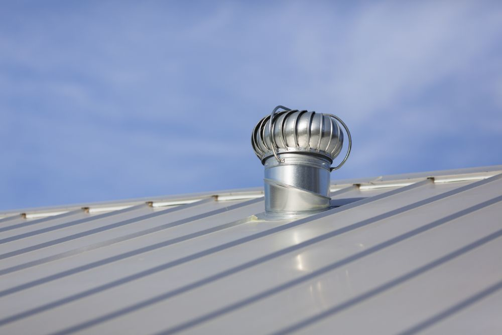 How to Install Metal Roofing Around Vents