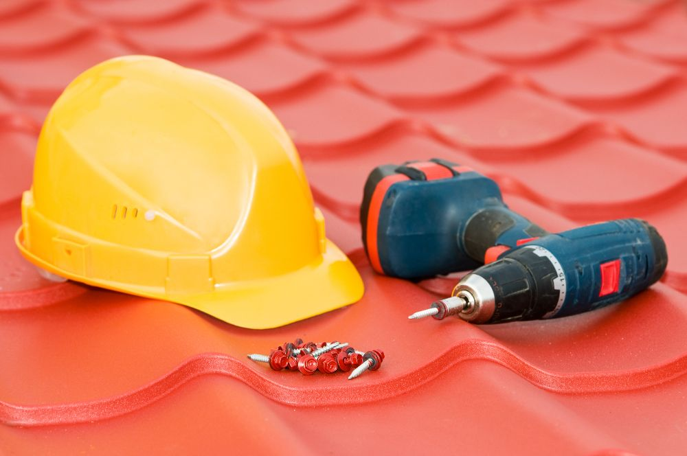 Tools for Metal Roofing